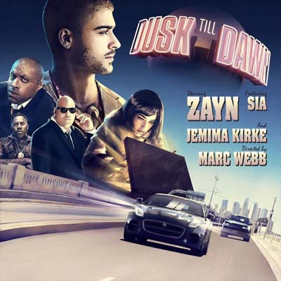 Zayn Malik feat Sia - Dusk Till Dawn